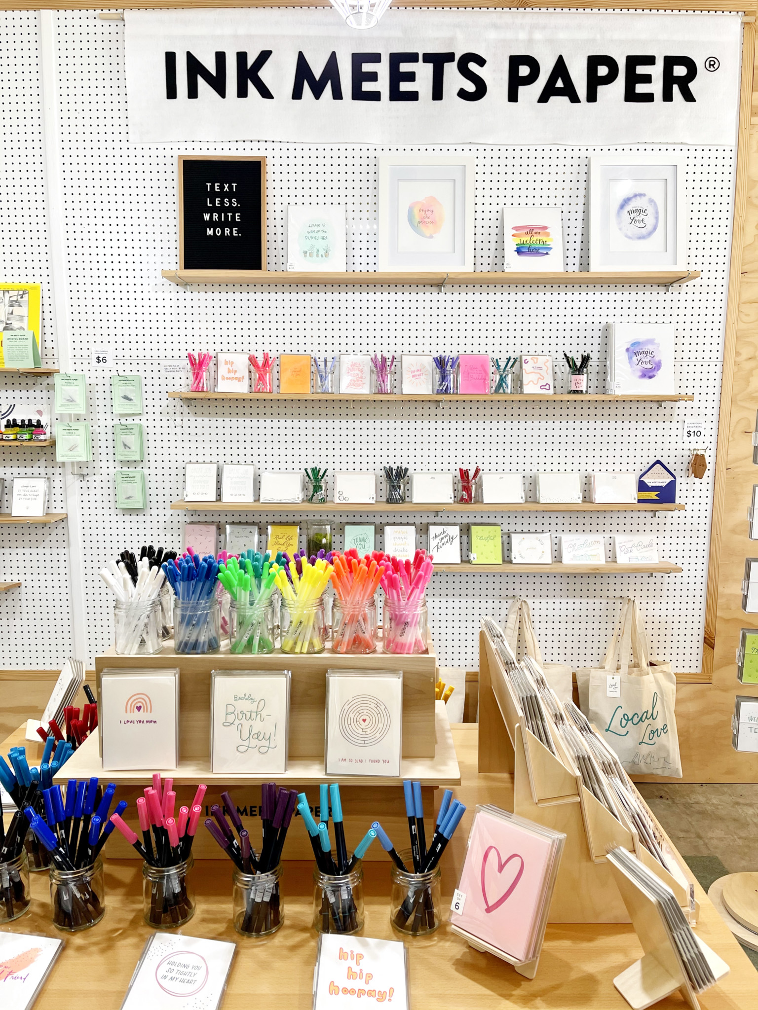 INK MEETS PAPER Flagship Store